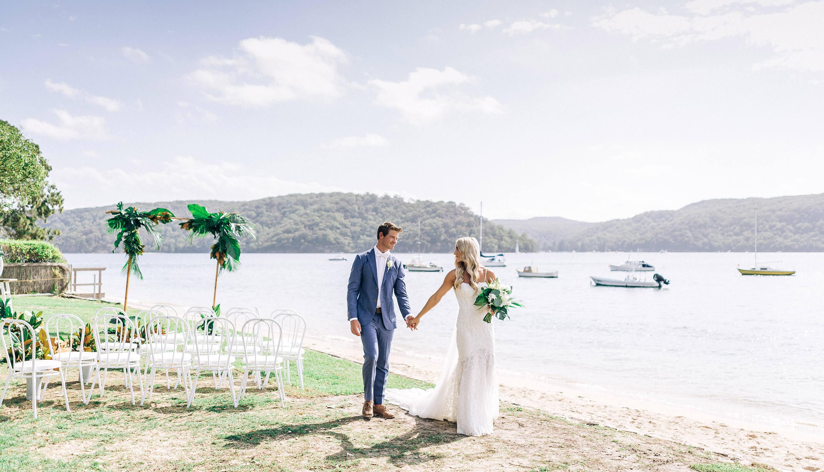 Palm_Beach_Moby_Dicks_Wedding photographer bride and groom walking