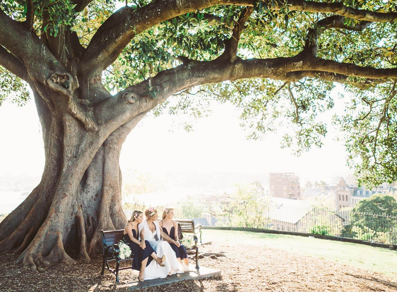 wedding observatory hill