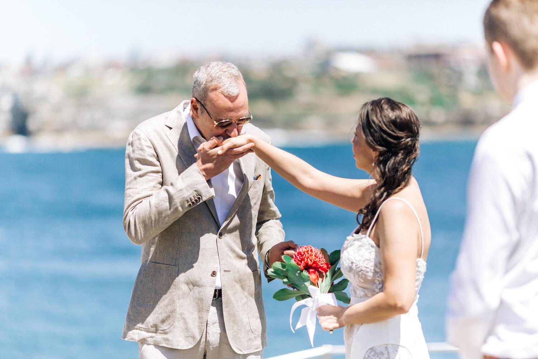 Bondi Wedding