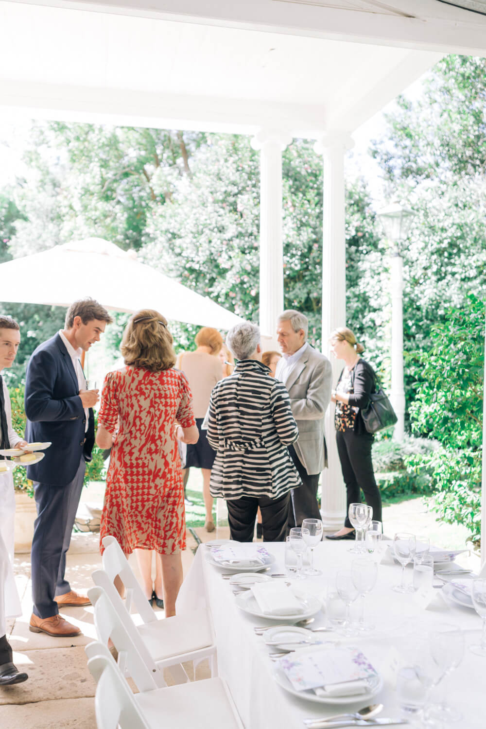 Rosemont, Woollahra event photography at a charity garden party for St Vincent's hospital
