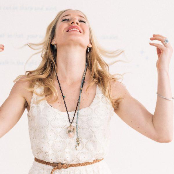 Yoga Meditation Sound headshots for alexis hannagan