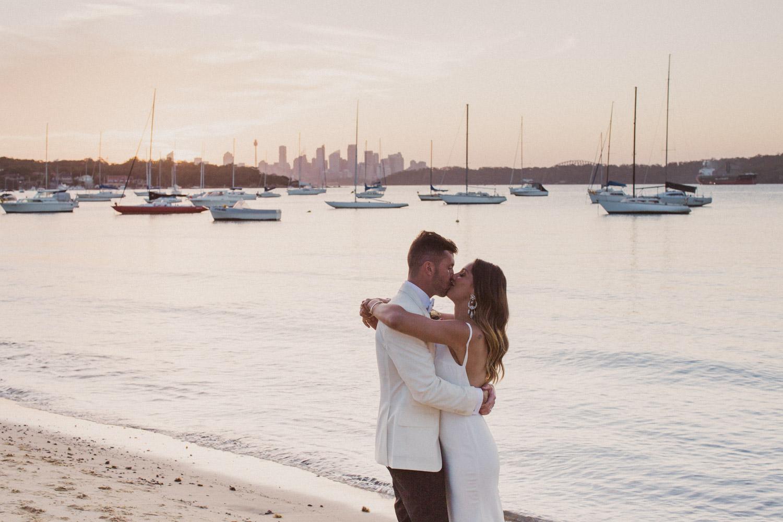 Watsons bay hotel wedding Jenna Greg Kat Rollings Photography