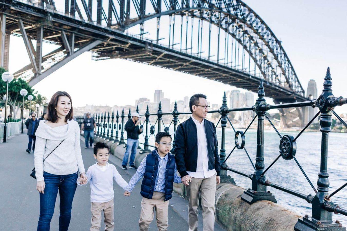 Family photos the opera house sydney-0003