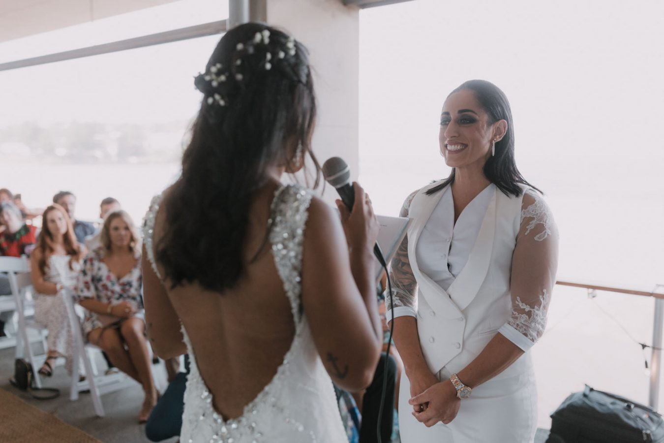 Beach House Avalon Wedding Ness Mel Kat Rollings Photography-0036