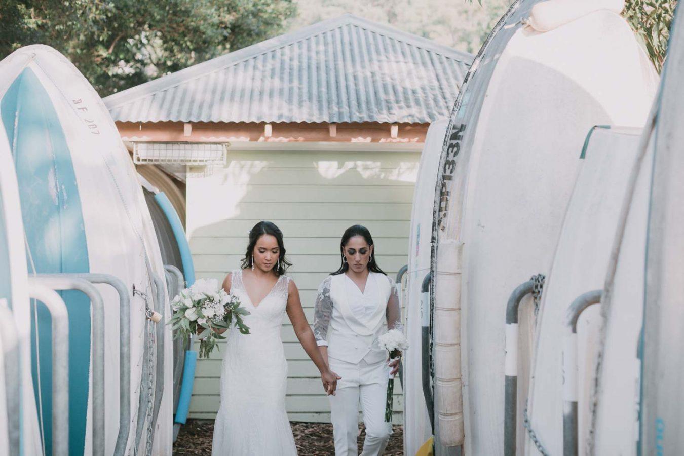 Beach House Avalon Wedding Ness Mel Kat Rollings Photography-0068