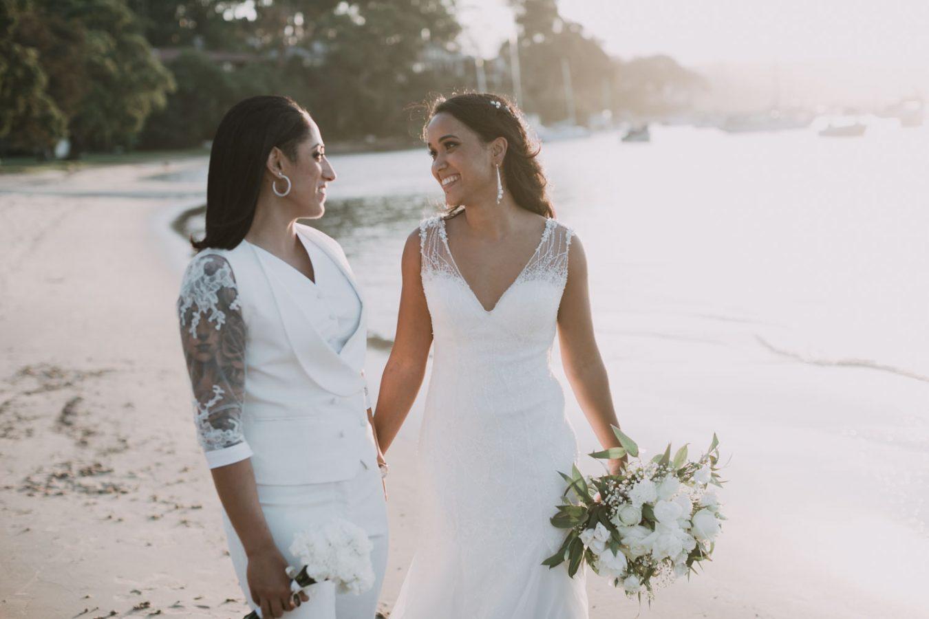 Beach House Avalon Wedding Ness Mel Kat Rollings Photography-0092