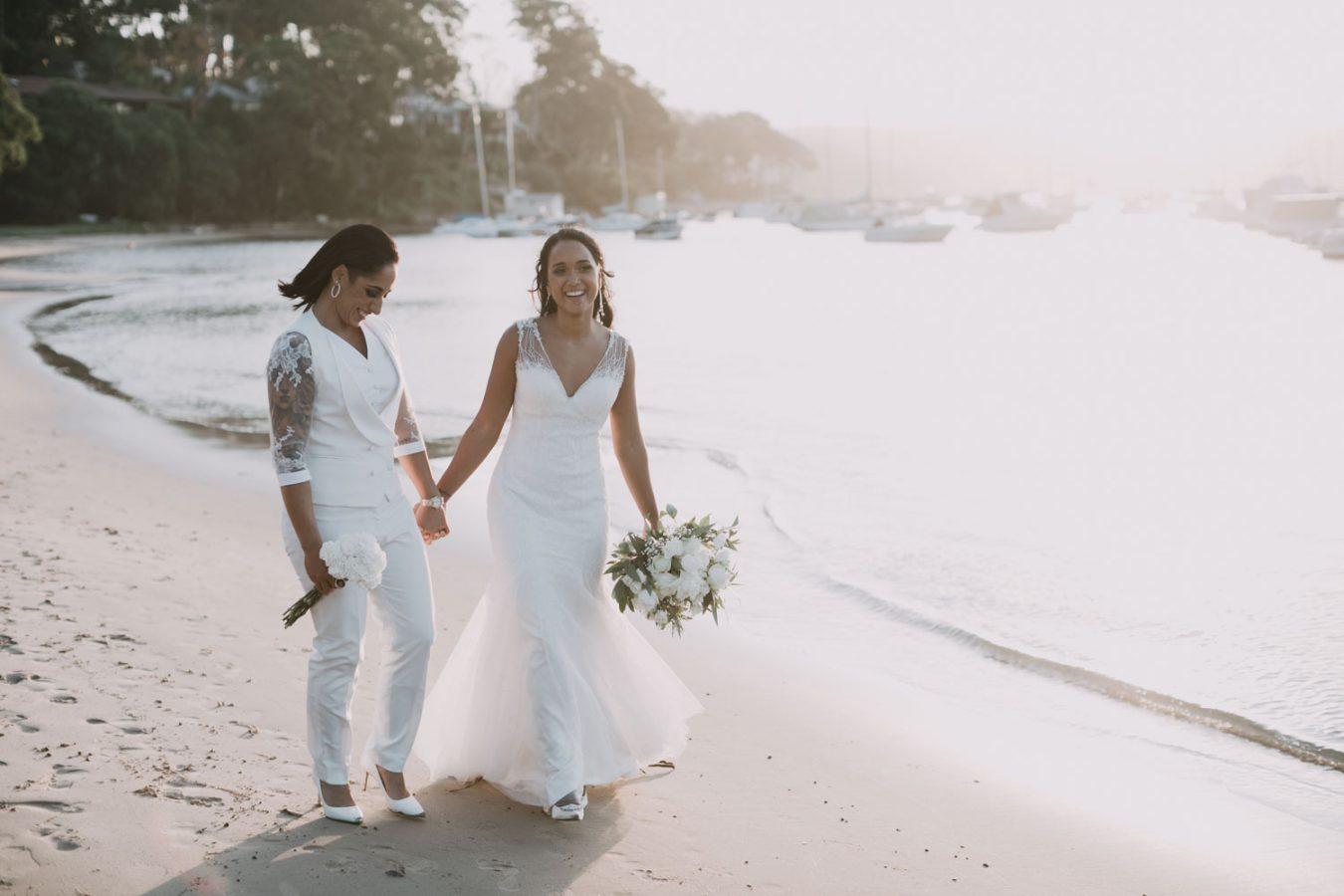 Beach House Avalon Wedding Ness Mel Kat Rollings Photography-0093
