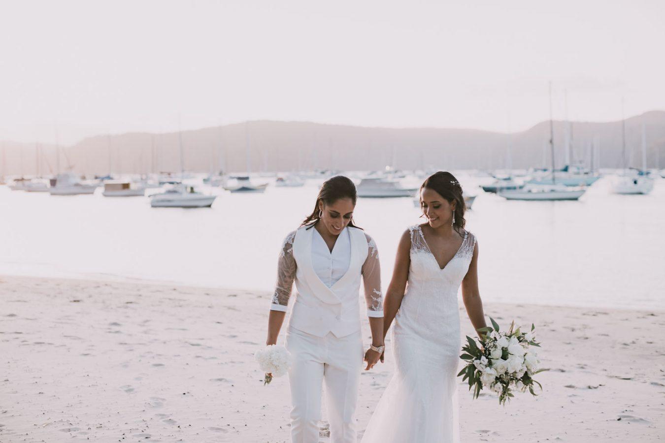 Beach House Avalon Wedding Ness Mel Kat Rollings Photography-0095